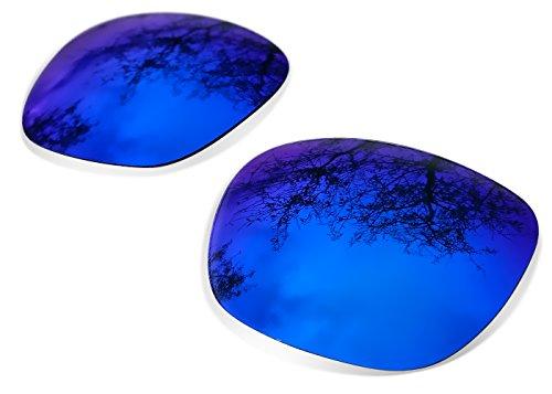 Sunglasses Restorer Lenti Polarizzate Blue Mirrordi Ricambio per Oakley Garage Rock