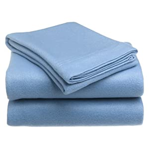 Pike Street Fleece Sheet Set