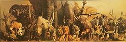 P. Graham Dunn BOC78 12 x 35.75 Noahs Ark Mounted Print