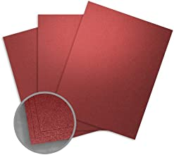 Stardream Mars Card Stock - 283 x 402 in 105 lb Cover Smooth C2S 100 per Package
