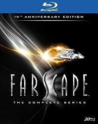 Farscape: Complete Series [Blu-ray]