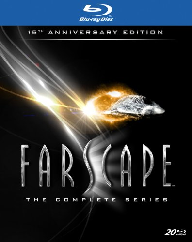 Farscape: The Complete Series (15th Anniversary Edition) [Blu-ray]