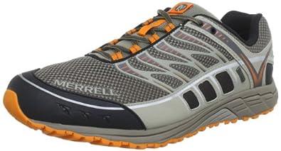 Merrell Mix Master Tuff Gore-Tex(TM), Men's Trail Running Shoes, Boulder/Brindle J39977, 8 UK