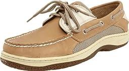 Sperry Top-Sider Men\'s Billfish 3-Eye Boat Shoe,  Tan/Beige,  11.5 2E US