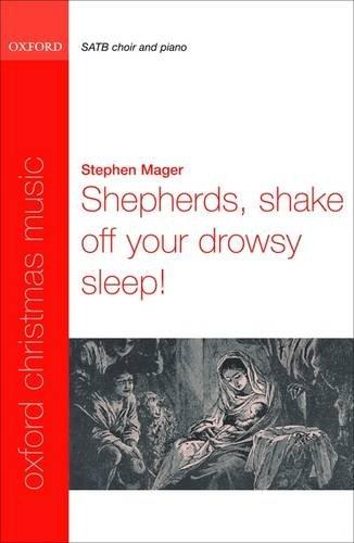 Shepherds, shake off your drowsy sleep! PDF