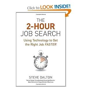 The 2-Hour Job Search - Steve Dalton