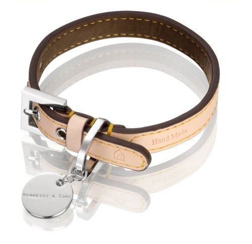 hennessy-small-leather-dog-collar-natural-lv-with-chocolate-lining-by-hennessy-sons
