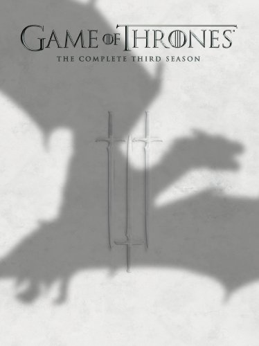 41qhRZ6SflL. SL500  Game of Thrones: The Complete Third Season