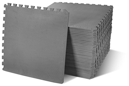 balancefrom-puzzle-exercise-mat-with-eva-foam-interlocking-tiles-gray-144-sq-ft-pack-of-6