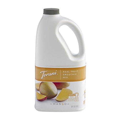 Torani® Real Fruit Smoothie Mango Mix front-461792