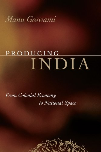 Producing India: From Colonial Economy to National Space (Chicago Studies in Practices of Meaning)