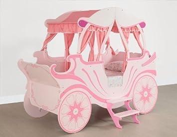 Lit carrosse petit prix - Lit princesse carrosse ...