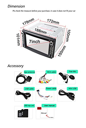 YINUO-2DIN-Quad-Core-16GB-800480-Android-444-autoradio-GPS-Navigation-fr-KIA-OptimaCeratoSpectraSorentoCarensSportageCarnivalCEEDRIORondoLotze-X-TrekSedonaPicantoMorningNazaPrideVQ-mit-Bluetooth-Touch