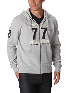 Helly Hansen Graphic F/Z Hoodie Sweat-shirt homme Grey Melang S