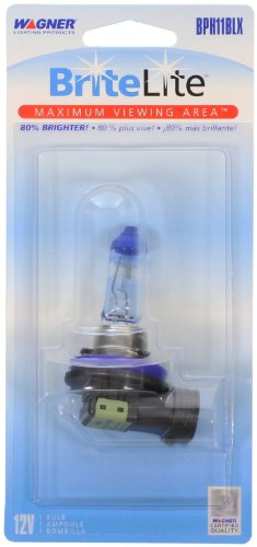 Wagner H11 BriteLite Replacement Bulb, (Pack of 1) (Wagner Brite Lite Headlights compare prices)