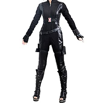 Cosplay Costumes Captain America: The Winter Soldier Black Widow