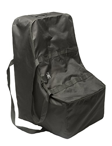 j l childress universal side carry car seat travel bag black vehicles parts vehicle parts. Black Bedroom Furniture Sets. Home Design Ideas