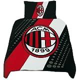A.C.Milan ACミラン オフィシャル 枕カバー&掛布団カバーセット ST