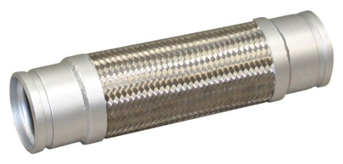 "Mason Ffl-16X16 Braided Stainless Steel 304 Hose With Carbon Steel Fixed And Floating Flanges, 30"" Hg Vacuum Rating, 170 Psi Working Pressure Face To Face Length, 16 Pipe Size front-260920"