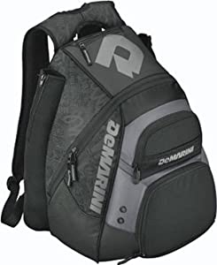 DeMarini VooDoo Paradox Backpack, Black Print