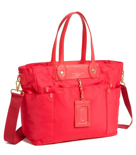 Marc by Marc Jacobs Preppy Nylon Eliza Baby Diaper Tote Rock Lobster