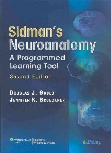 Sidman's Neuroanatomy: A Programmed Learning Tool