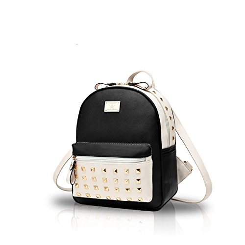 nicoledoris-new-school-taschen-rucksack-frauen-handtaschen-reisetasche-satchel-metall-mode-pu-leder