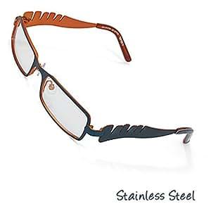 Full Rim Kids' Stainless Steel Optical Eyeglasses Frame