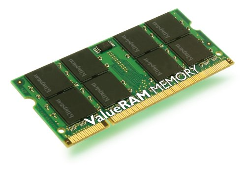 Kingston ValueRAM 2 GB 667MHz DDR2 SODIMM Memory (KVR667D2S5/2G)