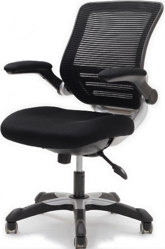 Mesh Office Chair - Focus Mid-back Office Task