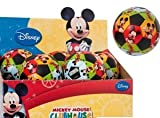 NEW MICKEY MOUSE CLUBHOUSE SOFT SOCCER BALL GAME TOY FOR KIDS CHILDRENS TOYS