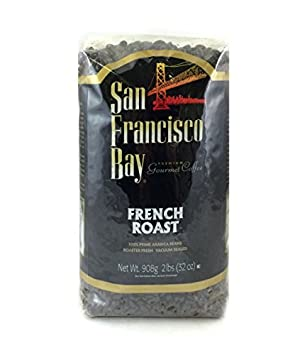 San Francisco Bay Coffee Whole Bean, French Roast, 32 Ounce