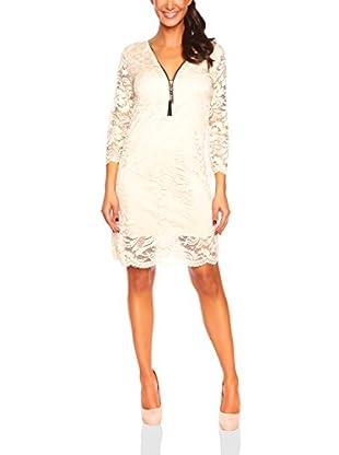 Scarlet Jones Vestido (Crema)