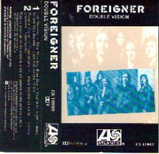 Amazon Com Foreigner Double Vision Music