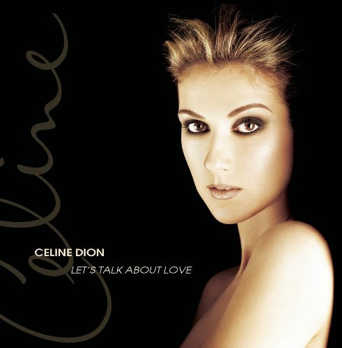 CD : Celine Dion - Lets Talk About Love (CD)
