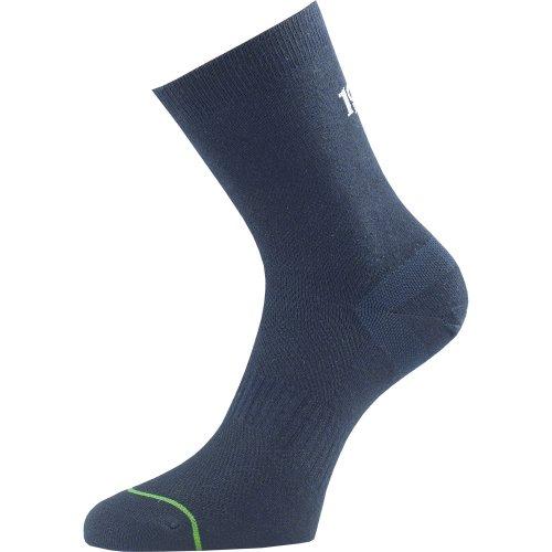 1000 Mile Ultimate Running Tactel Walking Hiking Liner Socks Black XL Mens