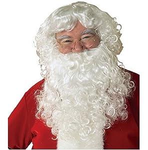 Santa Beard and Wig (Standard)
