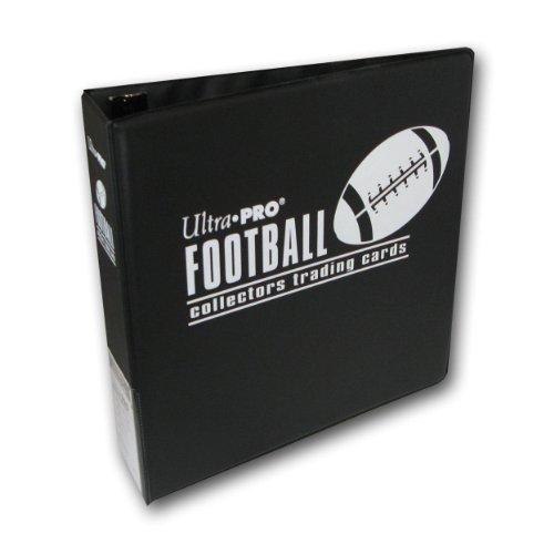 Ultra-Pro-3-Black-Football-Album