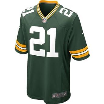 Nfl Nike Green Bay Packers Charles Woodson American