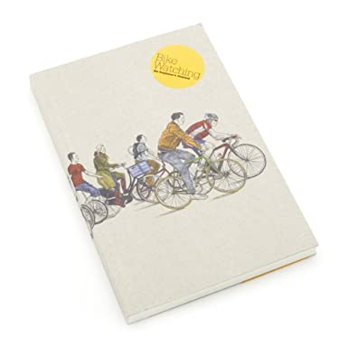 Bike Watching: A Beginners Journal