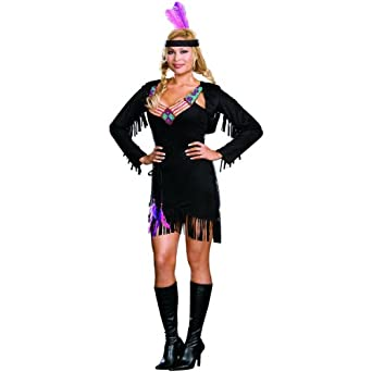 Makin' Reservations Costume - Plus Size 1X/2X - Dress Size 16-18