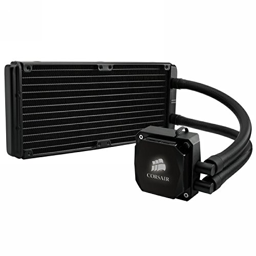 Corsair H100i 77 CFM Liquid CPU Cooler (H100i) - PCPartPicker