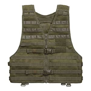 5.11 LBE Vest, TAC OD, Small/X-Large