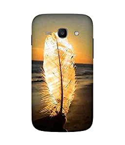 Sun Kisses Feather Samsung Galaxy Ace 3 Case