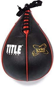 Buy TITLE Boxing Gyro Balanced Speed Bags by Title Boxing