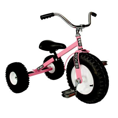 Dirt King USA Children's Tricycle - Pink