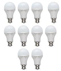 AVE Ave 12w-10pcs 12 Watt Led Bulb (Pack Of 10)(White)