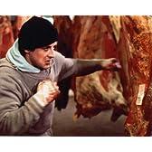 ブロマイド写真★映画『ロッキー』シルベスター・スタローン/肉屋でパンチ