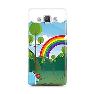 Motivatebox - Samsung Galaxy E5 Back Cover - Quote Polycarbonate 3D Hard case protective back cover. Premium Quality designer Printed 3D Matte finish hard case back cover.