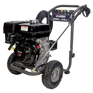 Campbell Hausfeld PW3230 3,200 PSI 3.0 GPM Gas Pressure Washer